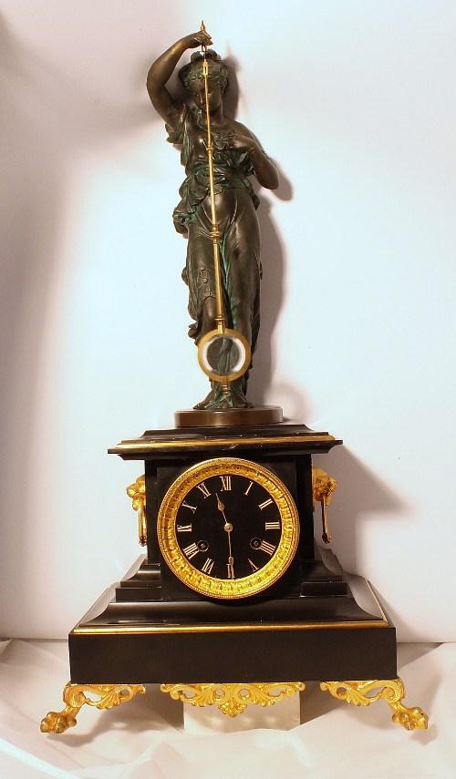 Mysterieuse Uhr